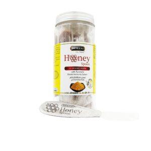Honey spoon au curcuma HEMANI
