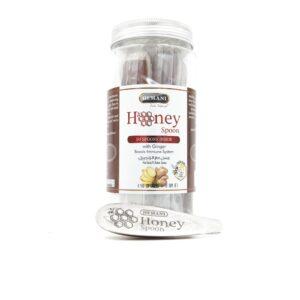 Pot de 10 cuillères miel au gingembre – 90g