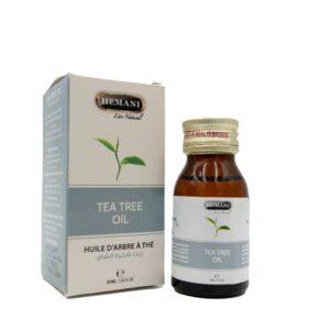 Huile « arbre à thé »(tea tree) hemani – 30 ml